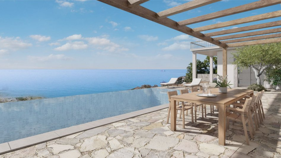 Luxury villa in Cyprus