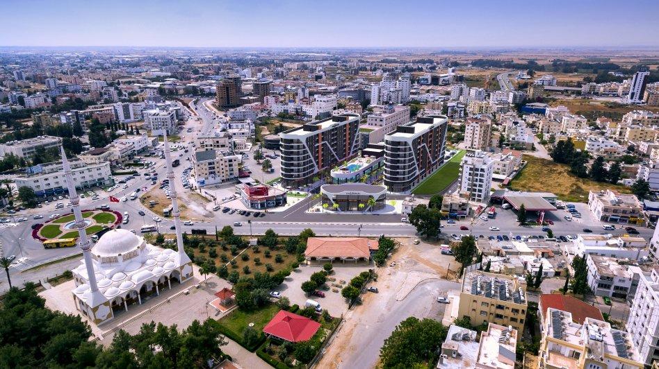 Caddemm Apartments in Famagusta North Cyprus