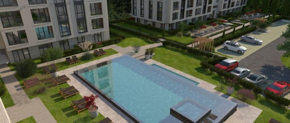 Propose for sale apartments of wonderfull complex with DISCOUNT 20% in balneological resort near Varna Bulgria.