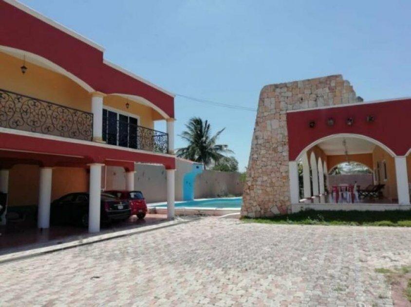 COUNTRY HOUSE IN MULCHECHEN, MERIDA YUCATAN MEXICO