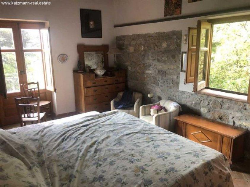 Sizilianisches Landhaus Villa Rascata zu verkaufen zu 50% renoviertes