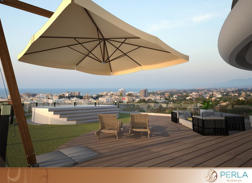 Luxury Apaprtments in city center of Kyrenia (N.Cyprus)