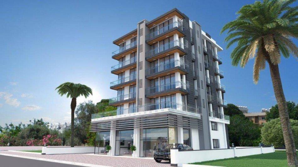 Apartments in city center of Kyrenia / North Cyprus