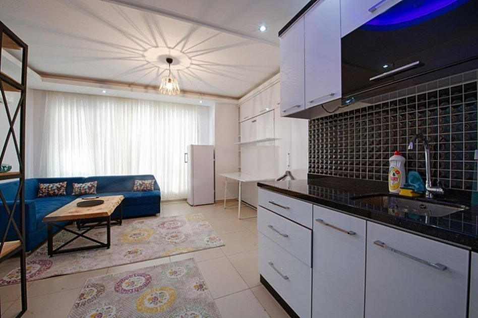 Propose for sale apartment - studio of wonderful complex Alanya/ Cikcilli in Turkey.