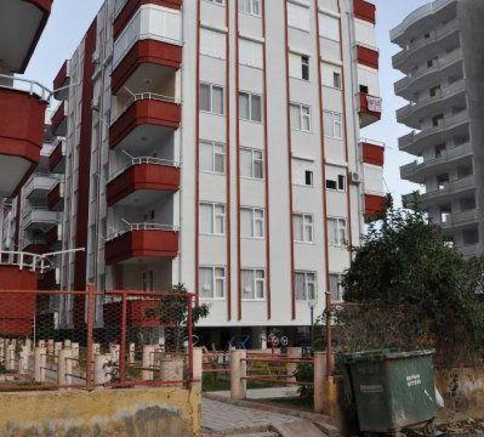 Propose for sale wonderful apartment on 5 floor of complex Alanya in Turkey,