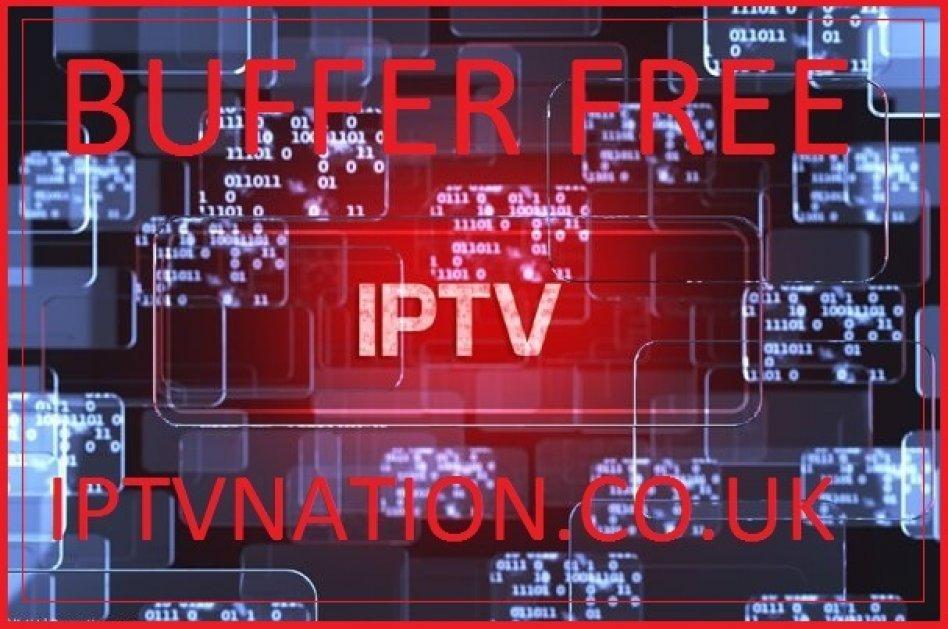 buffer free iptv