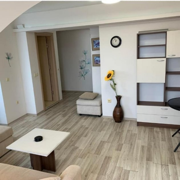 "Propose for sale wonderful apartment on 5 floor of complex ""Tarsis SPA"" 4* in Sunny beach city Bulgaria, which are located 500 meters to beach sea."