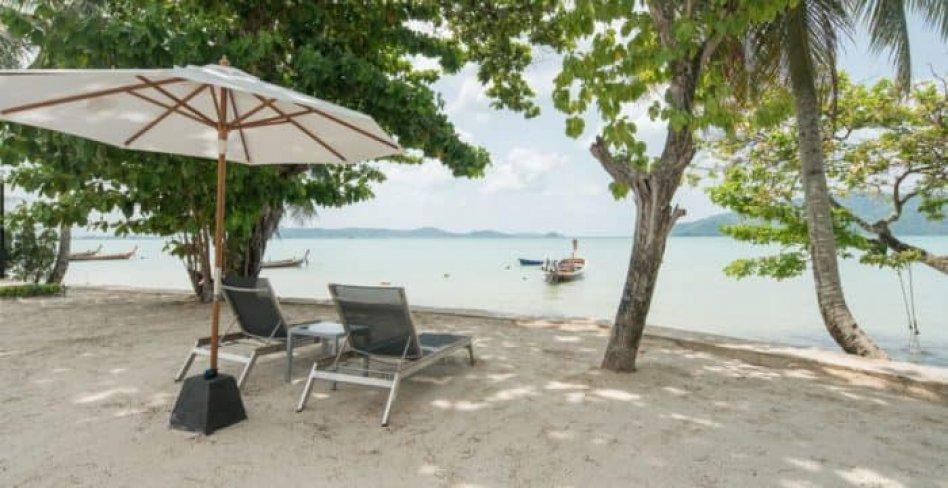 Propose for sale apartments of complex on 1 line beach Ravai Phuket Thailand.