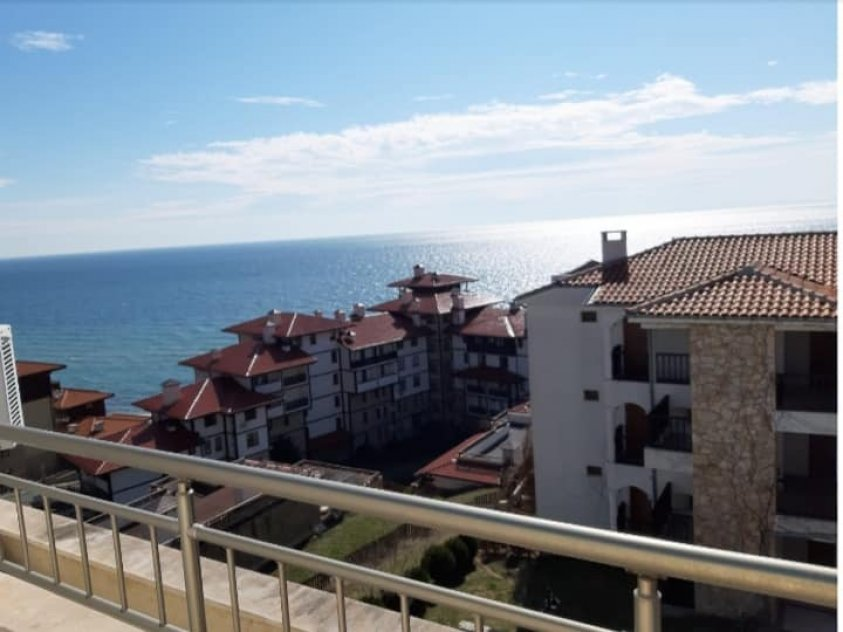 Propose for sale wonderful apartment on 3 floor of complex Svety Vlas city in Bulgaria