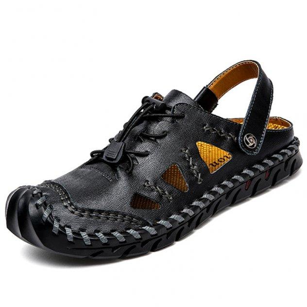 Men's Leather Sandals
