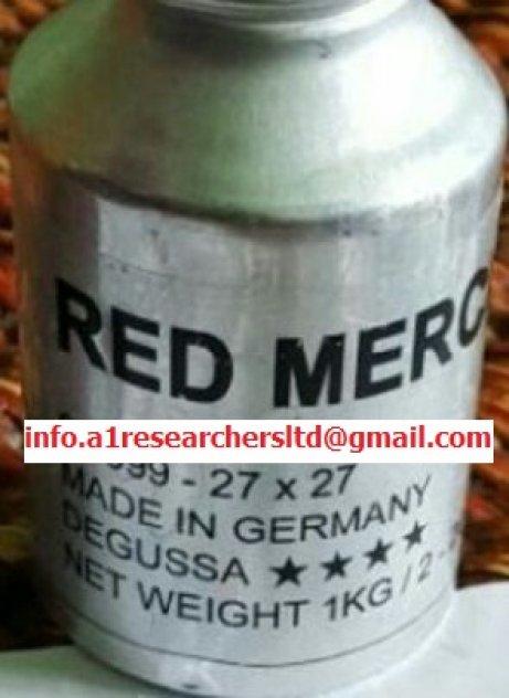 Red Liquid Mercury 20/20 Suppliers