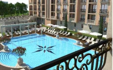 Apartments on beach sea in Bulgaria $30,000