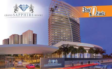 Grand Sapphire Resort in Cyprus