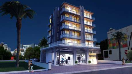 Apartments in city center of Kyrenia / North Cyprus