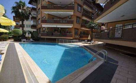 Propose for sale wonderful apartment on 2 floor of complex Alanya/Oba in Turkey