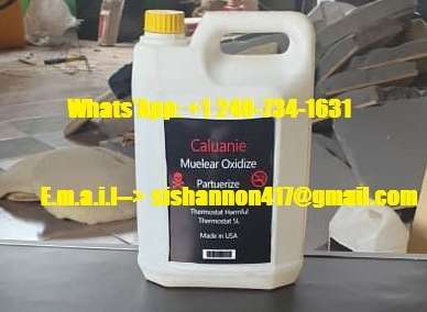 Platinum Caluanie Muelear Oxidize 5 liters Canister