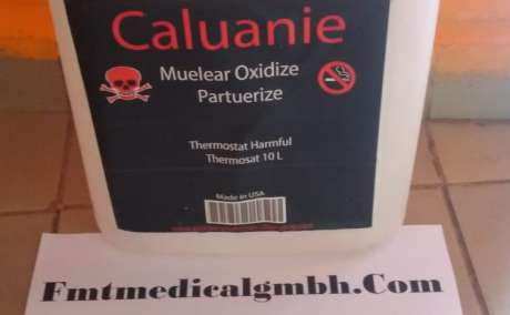 Caluanie Muelear Oxidize  1Liter Sample available